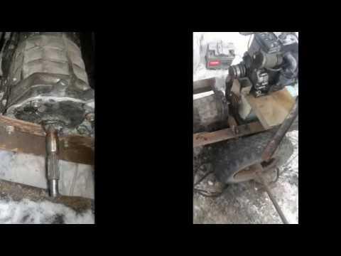 Демонтаж и ремонт рукавов полуосей тракторов МТЗ-80, МТЗ-82