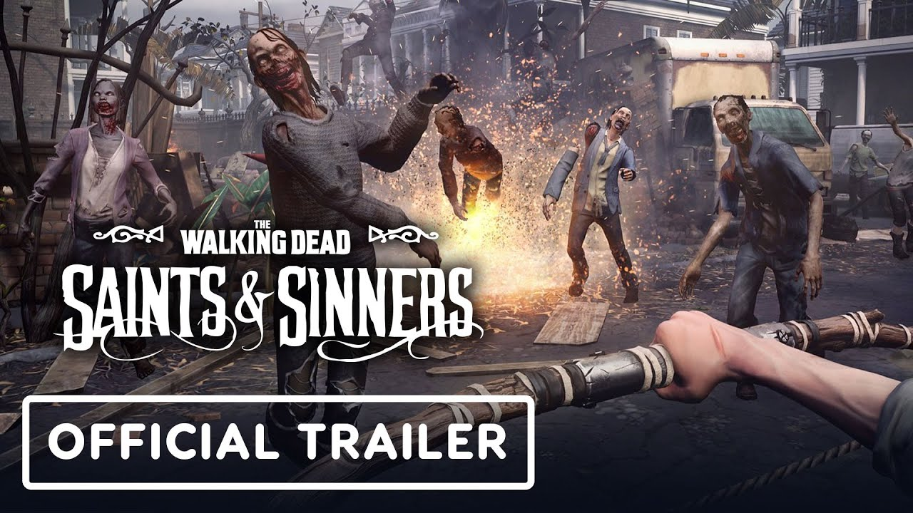 The Walking Dead: Saints and Sinners thumbnail