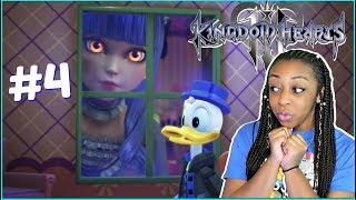 BE A DOLL!! | Kingdom Hearts 3 Episode 4 Gameplay!!!