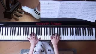 肌 ピアノ 星野 源 花王「ビオレuボディウォッシュ」CMソング  (ぷりんと楽譜・上級)