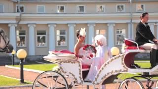 Свадебный Регистратор ОЛЬГА МОРЕТТИ Юлия и Василий Свадьба - дворец Бельведер.2014 год