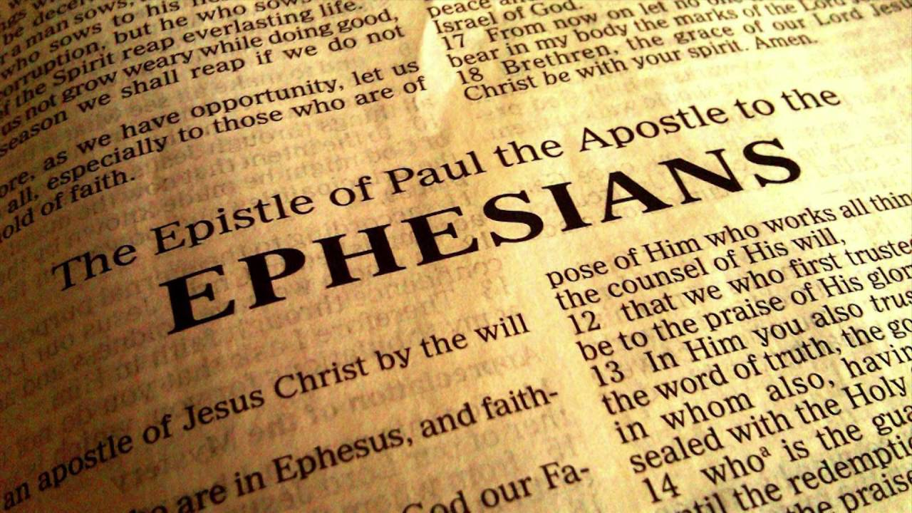 New Testament Selections: Ephesians 1 | Read by William Lane Craig
