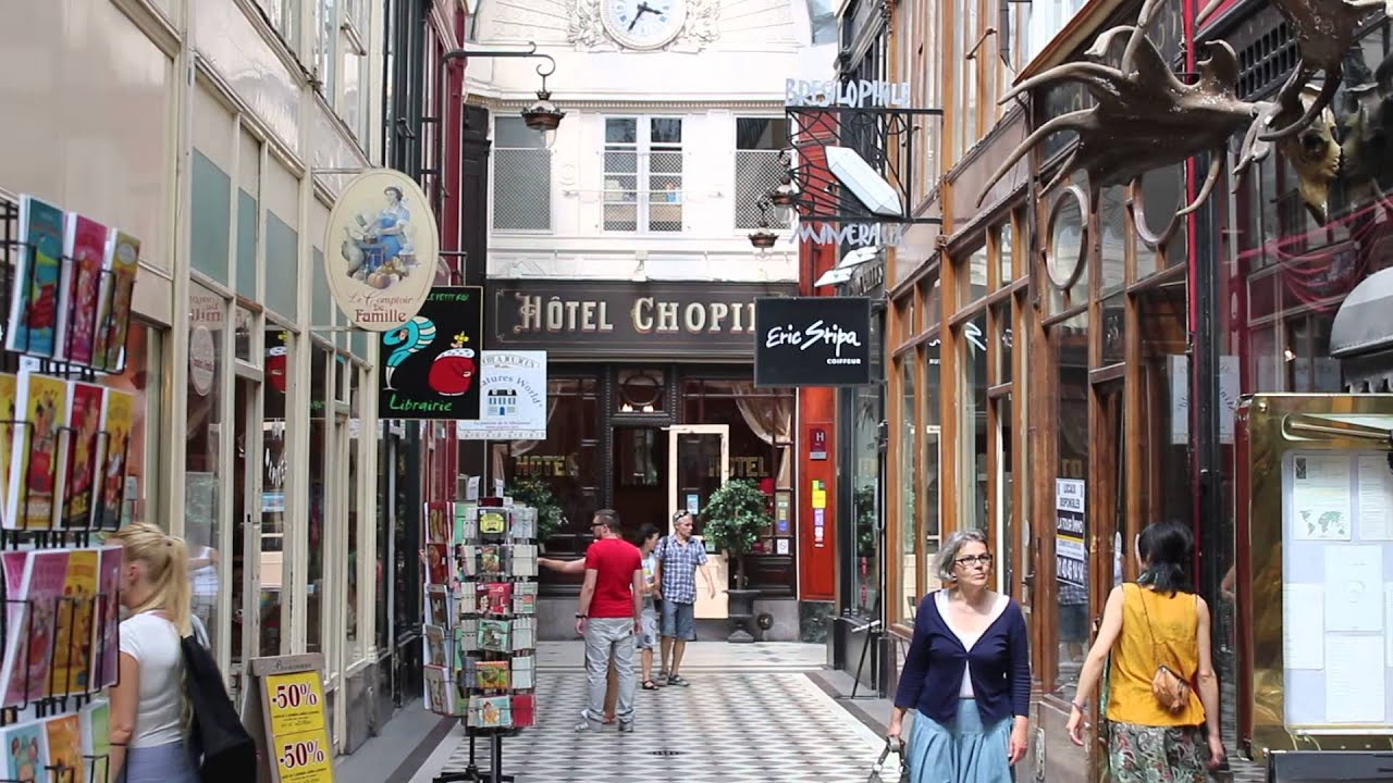 Hotel Chopin A Paris