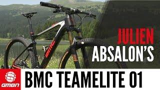 Julien Absalon's BMC Teamelite 01