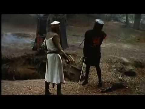 Der Ritter Der Kokosnuss