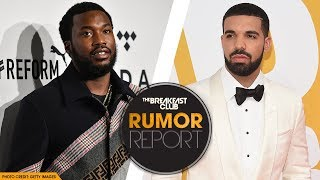 Meek Mill Loses 100k to Drake in Ping Pong