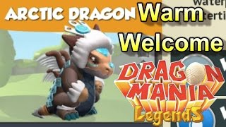 Baixar Warm Welcome Breeding Event! Arctic Dragon Reward!  Dragon Mania Legends [Event Discussion]
