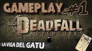 [Gameplay] Deadfall Adventures #1 [PC-Español-1080p]