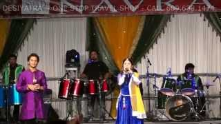 Navratri 2014 @ Garden State Exhibit Center Somerset NJ - (Last Day)  Full Video
