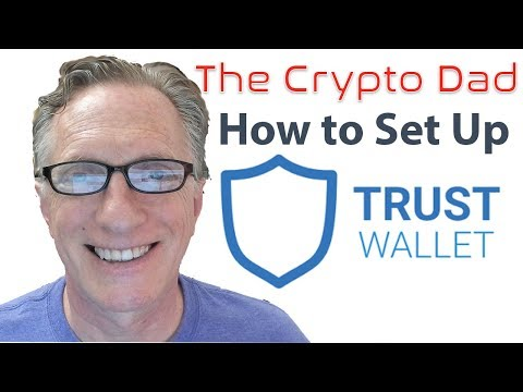 Using Trust Wallet To Store Ethereum And ERC 20 Tokens