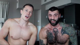 Gay-For-Pay Porn Star Explores His Prostate LIVE