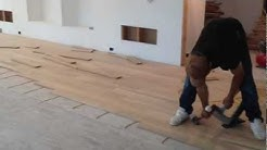 Installing Hardwood Floors In Spring Lake, New Jersey