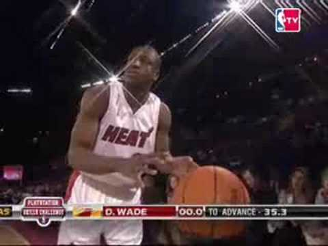 NBA All-Star Playstation Skills Challenge 2007 (Full)