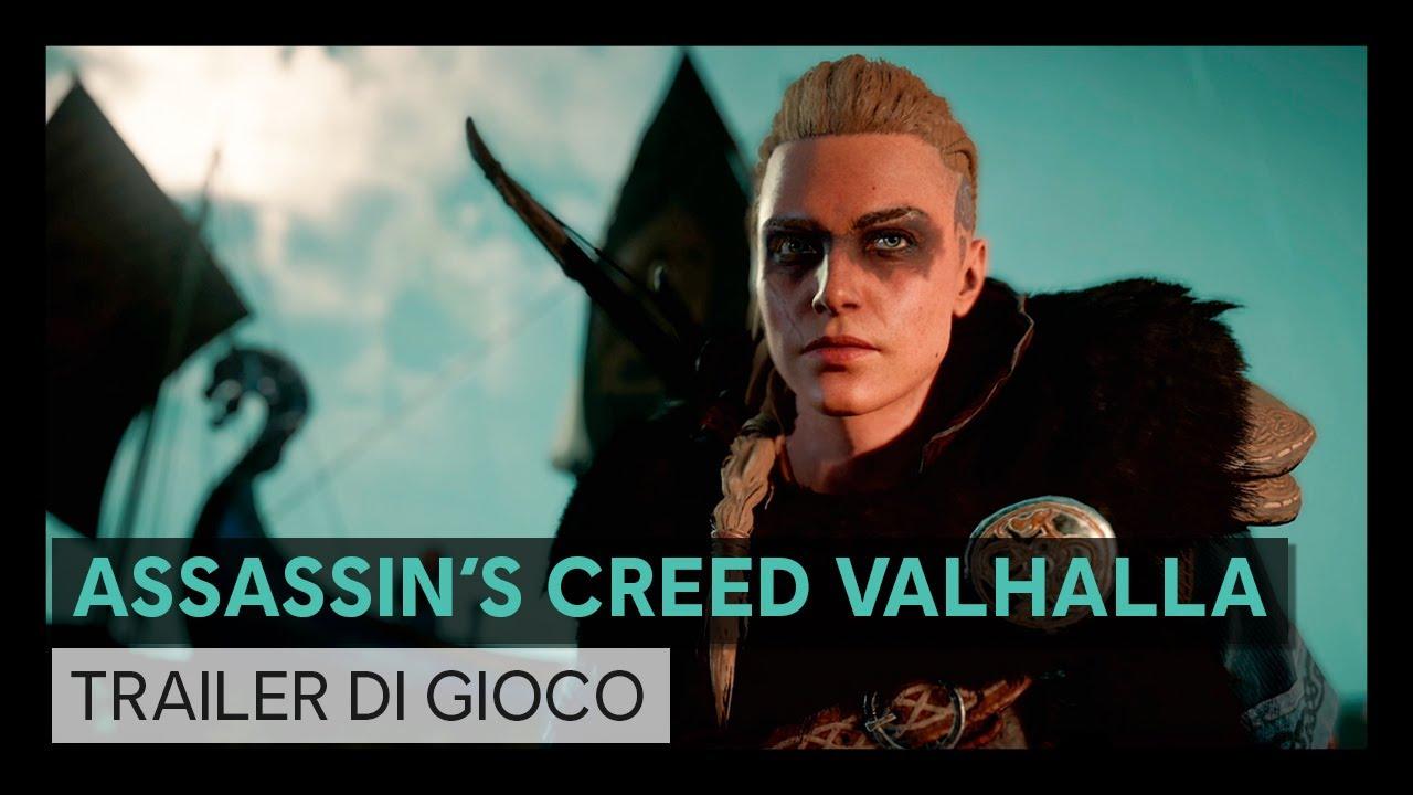 Assassin's Creed Valhalla: Trailer di gioco