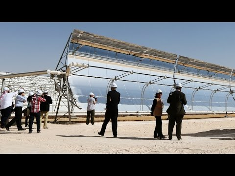 How the Middle East Will Exploit Solar Energy