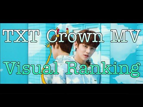 TXT CROWN MV VISUAL RANKING
