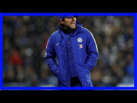 Conte tak senang chelsea kebobolan di injury time