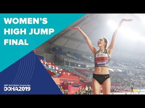 Women's High Jump Final | World Athletics Championships Doha