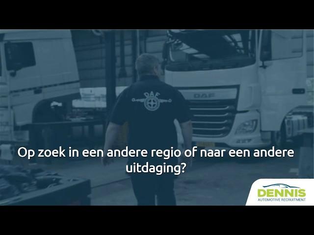 Vrachtwagenmonteur vacature bij TB Truck & Trailer Service (TTS) in Tiel | #1439