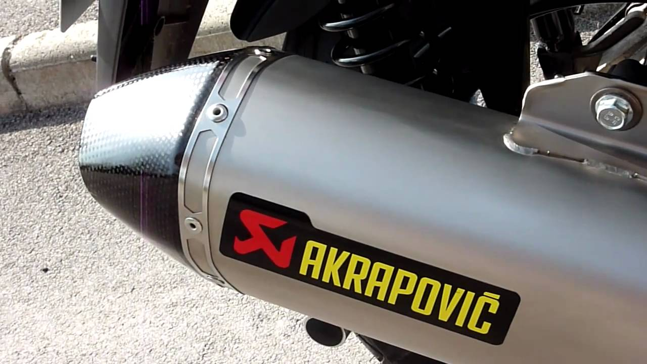 pot akrapovic xmax 125 2011 youtube. Black Bedroom Furniture Sets. Home Design Ideas