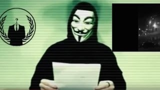 Anonymous ISIS Message Promises To Hunt Them Down