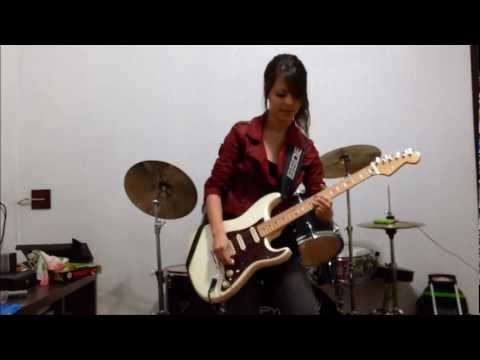 Juliana Vieira : Killing in the name (Rage Against The Machine) +SOLO