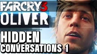 Far Cry 3 Hidden Gameplay Conversations - Oliver Carswell #1