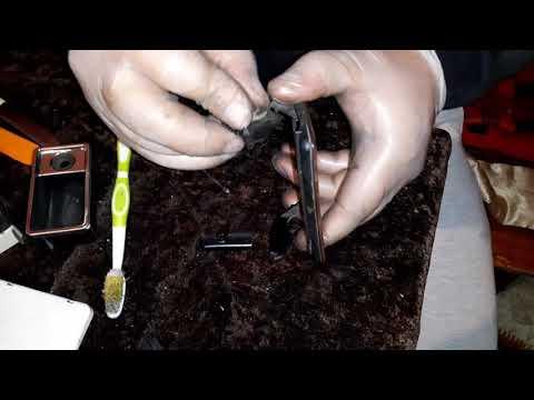 Ремонт пепельницы BMW E39