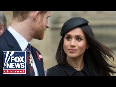 New drama just days before royal wedding