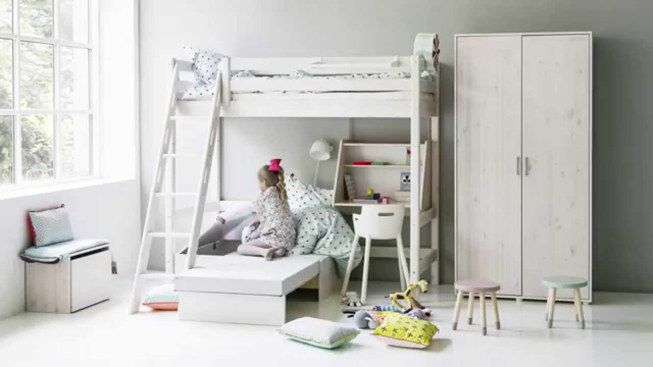 FLEXA Classic Casa Bed