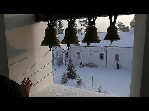 Ortodokslar Noel'i Kutluyor
