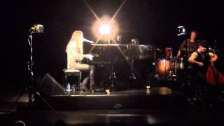 Birdy Live @ KVS Brussel- Just A Game (Hunger Games song)
