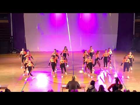 Cheerleading klub Noa - Magic hip hop, Split Dance Open 2017