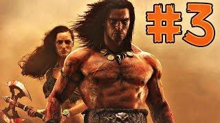 Прохождение Conan Exiles #3 - НОВАЯ БРОНЯ И РАБЫ