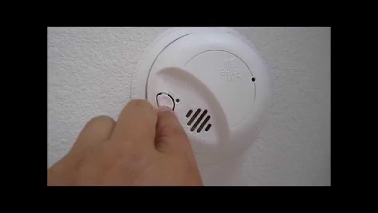 brk hardwired smoke alarm detector walk thru review [ 1280 x 720 Pixel ]