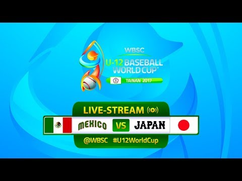 Mexico v Japan - U-12 Baseball World Cup 2017