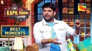Kapil Comments On People And Their Fears   The Kapil Sharma Show Season 2   Best Moments