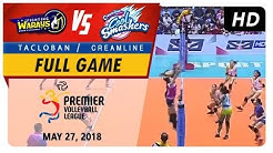 PVL RC Season 2 - WD: Fighting Warays vs. Cool Smashers | Full Game | 2nd Set | May 27, 2018