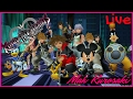 Kingdom Hearts 2.8 Dream Drop Distance HD | PS4 | Live | Three Musketeers
