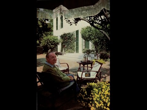 """W.  Somerset Maugham Reads """"The Happy Couple"""""""