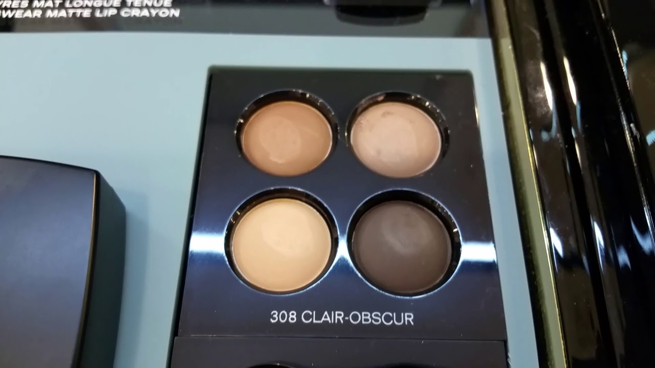 c04b162d Chanel 308 Clair Obscur swatch