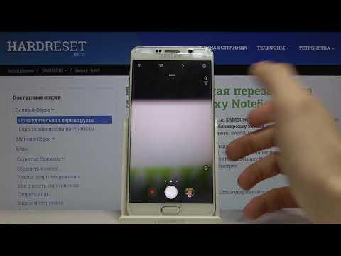 Как настроить задержку снимка на Samsung Galaxy Note 5 — Таймер камеры