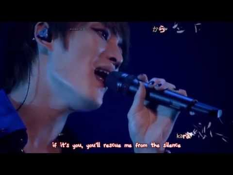 Kim Jaejoong 김재중 - Gekkou (月光) Moonlight [eng + romaji + 日本語 + karaoke sub]