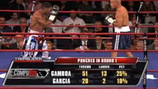Garcia Vs Gamboa - Official Recap