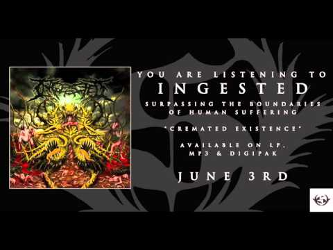 INGESTED - Cremated Existence (2016)
