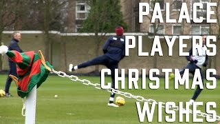 Christmas Wishes from the Players