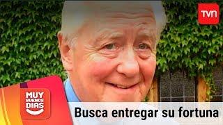 Multimillonario de 72 años busca mujer joven para dejarle s...