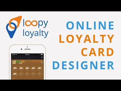 Create Digital Loyalty Cards in Less than 10 Minutes