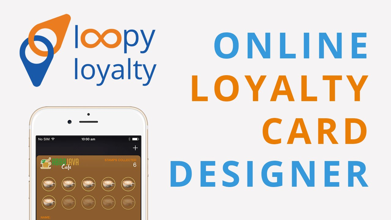 Create Digital Loyalty Cards in Less than 10 Minutes - YouTube