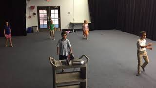 Hip Hop Dance Class - Seacrest Enrichment Activities at Seacrest